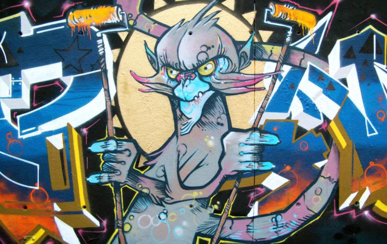GRAFFITI & TERRAINS